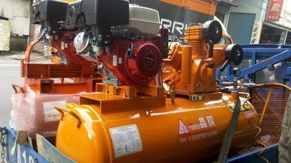 全新5HP高壓空壓機柴油.汽油引擎皆有請看關於我詢價(收購.買賣.維修.保養空壓機,)