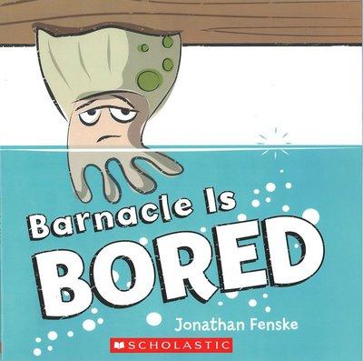 *小貝比的家*BARNACLE IS BORED/平裝/3-4歲小班/情緒管理 Feeling