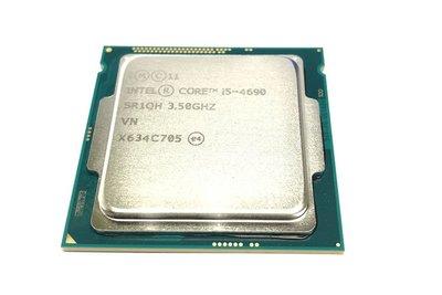 英特爾CORE/酷睿i5-4690 全新未上機散片LGA1150 CPU