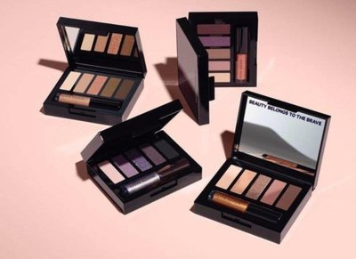 KEVYN AUCOIN 專業眼影盤 Emphasize Eye Design Palette Unblinking, Focused,As seen in