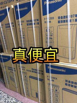 Panasonic 國際牌 除濕機 F-Y12EB