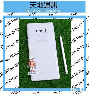 《天地通訊》SAMSUNG Galaxy Note 9 6G/128G 6.4吋 N960   全新供應