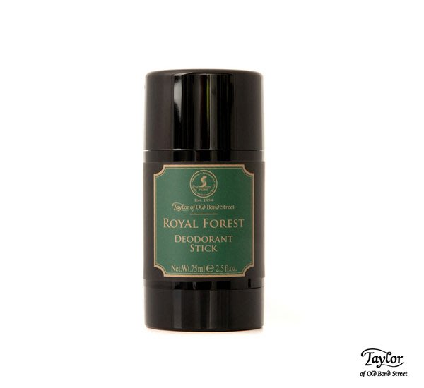 GOODFORIT / 英國Taylor Royal Forest Deodorant 皇家樹林體香膏/75ML