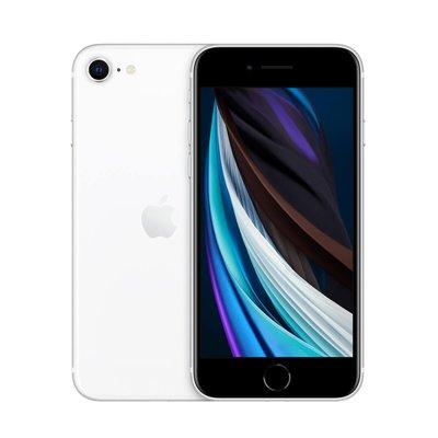 《我的通訊行-屏東店》iPhone SE2 128G 全新未拆封公司貨*續約攜碼優惠多更多*無卡分期最方便
