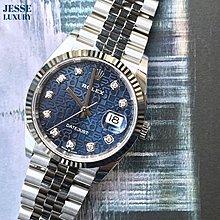 Rolex 126234G Blue