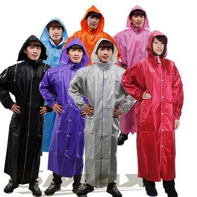 JUMP前開素色休閒風雨衣單件式 JUMP雨衣 機車雨衣 一件式雨衣 雨衣- 5XL-5顆心