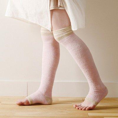尼德斯Nydus~* 日本進口 療癒系 抗寒專區 美腿襪 彈性襪 保濕 保暖 小腿 舒壓 過膝長度 -3色
