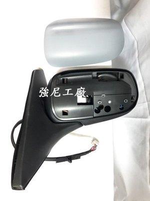 ☆強尼工廠☆全新福特 TIERRA 99-07年 323 LIFE ACTIVA 原廠型 後視鏡 5線 電折