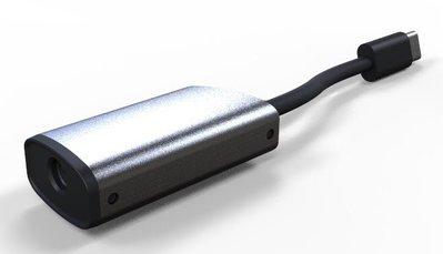 【衝評價~】45W USB Type PD Dongle DJ Jack(圓孔) 轉換為Type-C 群創