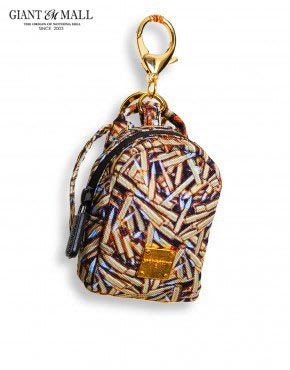 【GIANT MALL】 SPRAYGROUND Kings Arsenal Mini Keychain Backpack 子彈 掛式零錢包