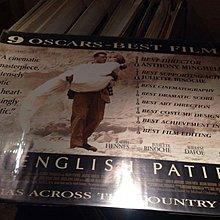 英倫情人-The English Patient (1996)原版英橫版海報