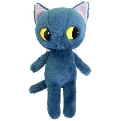 (可超取)HappyLife【SV4954】BLUE WORLD日本藍貓絨毛紓壓玩偶 貓咪 絨毛玩偶 娃娃 居家擺飾