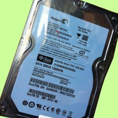 5Cgo【權宇】希捷 500G ES.2/7200轉/32M/企業硬碟 ST3500320NS sata 含稅會員扣5%