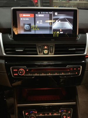 BMW 2-Series Active Tourer 218I 218D Android 安卓版8.8吋觸控螢幕主機導航