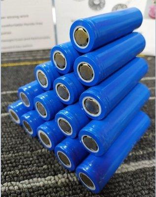 HK$100/3粒 ~ 全新#18650型號鋰電池, 真實容量1200mAh, 合用LED電筒, 迷你手提風扇, 芭蕉扇, 新款掛頸風扇