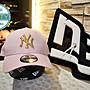 New Era MLB NY Yankees Gold 9Forty 紐約洋...