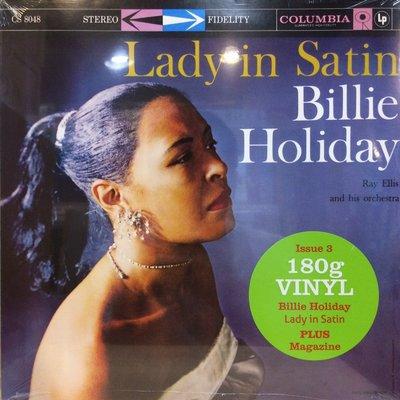 §小宋唱片§ 歐版/Billie Holiday,Ray Ellis And His Orchestra/全新爵士黑膠
