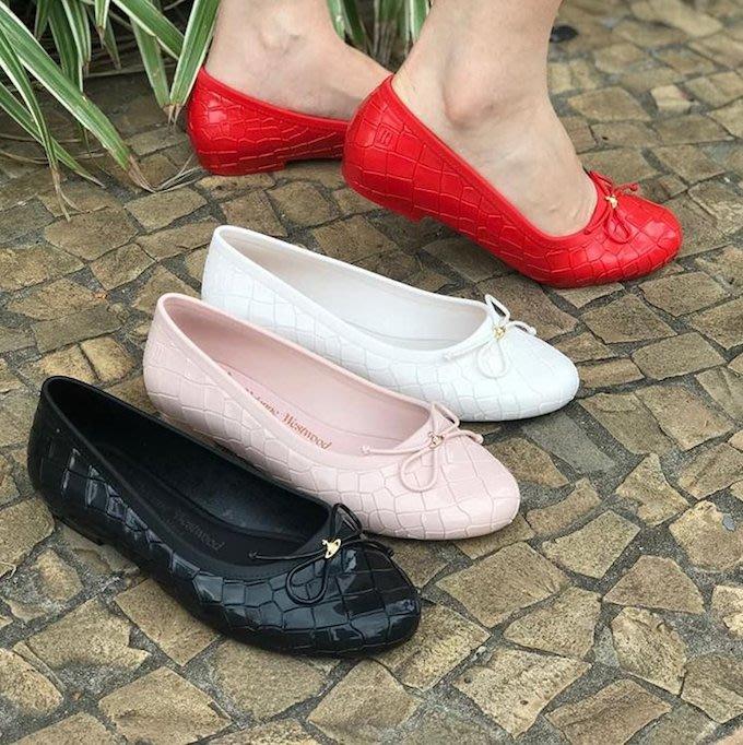 【巴西美鞋代購】特價梅麗莎 Melissa vivienne Westwood薇薇安女款小香風香香果凍包鞋 女鞋 娃娃鞋