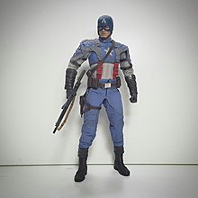 先閱文,後發問Hottoys captain america 拆售The first avengers