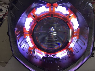 Vjr 110 反應爐 魚眼