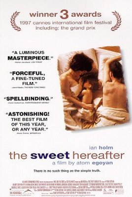 意外的春天-The Sweet Hereafter (1997)原版電影海報