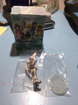 《太空戰士》最終幻想 迷你人形 第3彈 盒玩 Final Fantasy Trading Arts mini vol.3