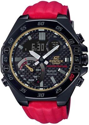 日本正版 CASIO 卡西歐 EDIFICE Honda Racing ECB-10HR-1AJR 男錶 手錶 日本代購