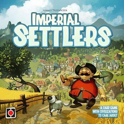 骰子人桌遊-帝國開拓者Imperial Settlers(繁)