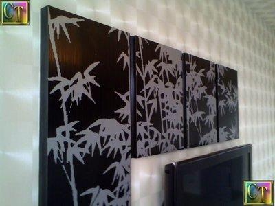 大台南 CT 創意設計廣告社-壁貼