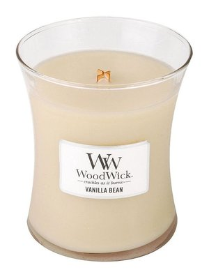 【西寧鹿】WoodWick Candle 9.7oz vanilla bean 可面交 WK014