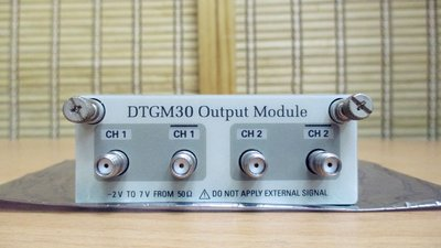 康榮科技二手儀器Tektronix DTGM30 Data Timing Generator Output Module