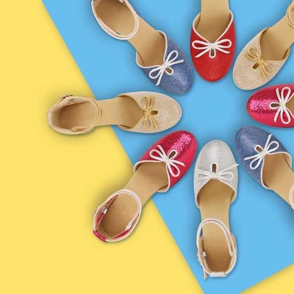 5Cgo【鴿樓】會員有優惠 527654097895 女童拉丁舞鞋 兒童包頭中跟軟底舞蹈鞋少兒跳舞鞋國標考試鞋
