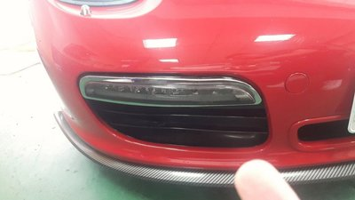 Porsche Cayenne Cayman Carrera Panamera Macan 日行燈方向燈LED~原廠件