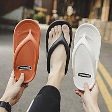 【英爵倫】新款網紅人字拖男夏外穿情侶ins韓國沙灘鞋個性海邊夾腳拖鞋女