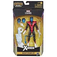 全新 🔥 旺角店 現貨 🔥 Marvel Legends X Men Wave Wendigo BAF ~ Nightcrawler
