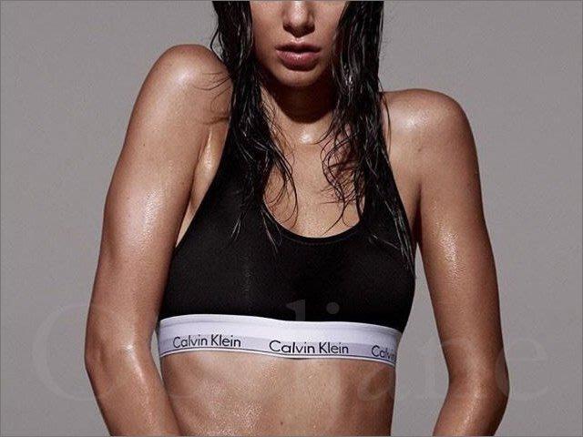 CK內著 Calvin Klein卡文克萊瑜珈運動內衣休閒性感挖背小可愛內衣 S M L號 黑 白 灰iCoachBag