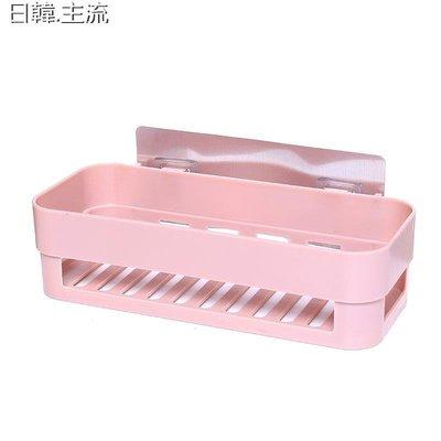 收納 浴室收納角落掛架浴室置物架墻上廚房免打孔墻面神器衛生間壁掛廁所收納架