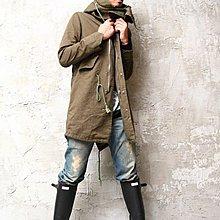 【IMmense】男m-51軍綠色軍裝外套 和WAM同款 韓