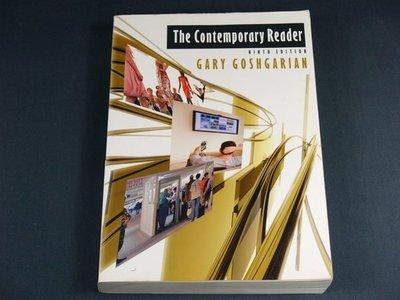 【懶得出門二手書】《The Contemporary Reader 9/e》ISBN:020556822X(11C26)