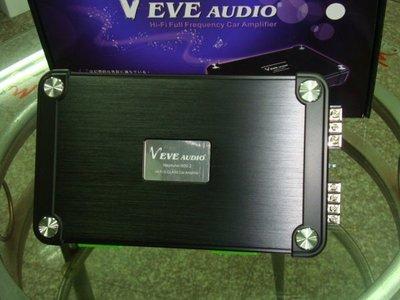 嘉義.新動力汽車影音. 最新發表 EVE Neptune-600.2 二聲道擴大機.