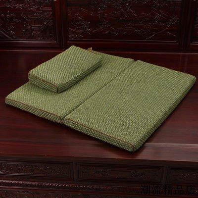 坐墊 沙發坐墊 椅墊 餐椅墊 民宿風 禪修坐墊蒲團禪坐墊打坐墊跪拜佛墊靜坐拜墊椰棕海綿折疊