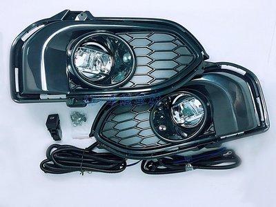~~ADT.車材.車材~~HONDA FIT 3.5代 17 18 19年 LED霧燈含外框+線組開關 台灣保固2年