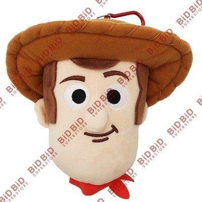 玩具總動員 Woody 胡迪 毛公仔 證件套 証件套 八達通套 工件証套 IC卡套 咭套 掛飾 吊飾 散銀包 散子包 伸縮繩掛鉤 Toy Story 反斗奇兵
