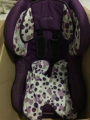 二手 納尼亞 NANIA 0-4歲 安全汽座安全座椅 非增高墊 兒童座椅 另奇哥JOIE涼墊 COMBI APRICA