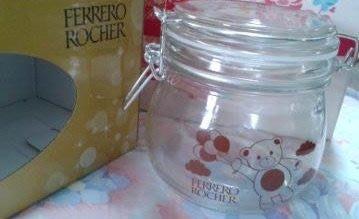 全新金莎小熊玻璃密封罐熊有咖啡金色兩色可選每個199