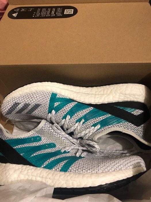 現貨 德國製 限量 adidas Speedfactory AM4LDN 慢跑鞋 US9 倫敦 AM4 LONDON