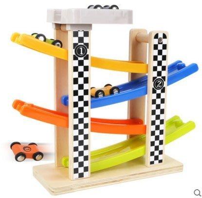 『格倫雅品』特寶兒1-2周歲3歲兒童玩具男孩寶寶玩具車模型小汽車早教益智軌道
