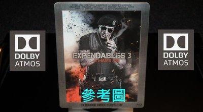 【BD藍光】浴血任務 3 導演加長版:限量鐵盒版The Expendables 3杜比全景音效 席維斯史特龍