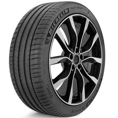 米其林255/50R19 PS4 SUV 專為高端SUV設計