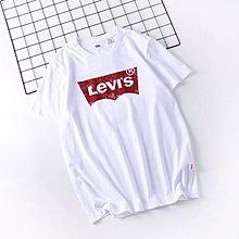 Melia 米莉亞代購 美國丹寧服飾代購 Levis 李維斯 男生 運動 休閒 短袖T恤 男裝 男款T 經典不敗款 白色